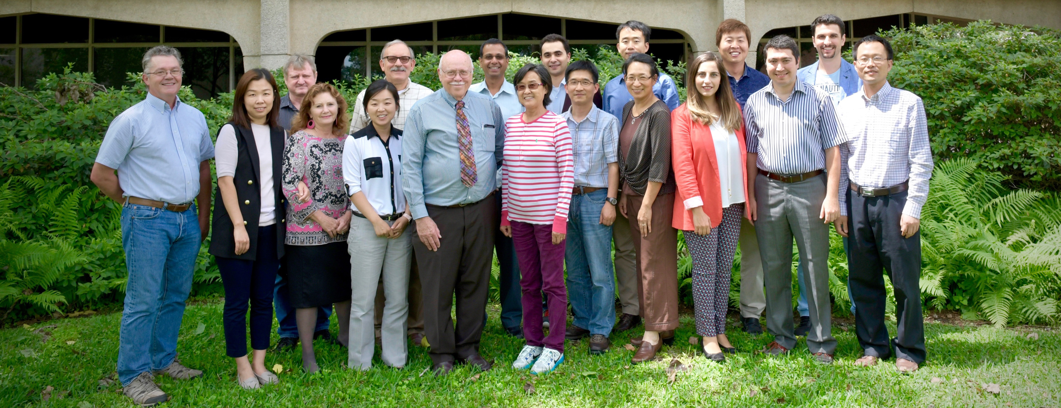 Computer Science Faculty Group Picture