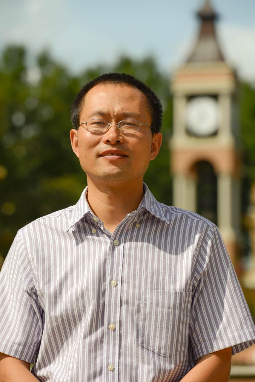 Dr. Qingzhong Liu